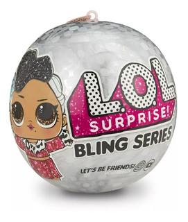 Lol Bling Suprise Coleccionable Muñeca L.o.l.