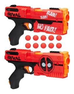 Pistola Nerf Deadpool Marvel Kronos Xviii-500