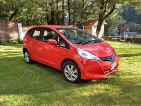 Honda Fit 1.5 Lx At Cvt 2013