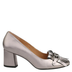Zapatos Gacel Silvina Acero 0654729