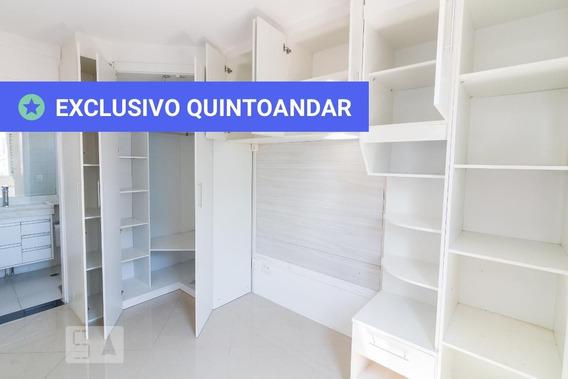 Apartamento No 3º Andar Mobiliado Com 2 Dormitórios E 1 Garagem - Id: 892971790 - 271790