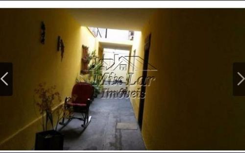 Imagem 1 de 6 de Ref 166344  Sobrado No Bairro Cidade Das Flores- Osasco Sp - 166344