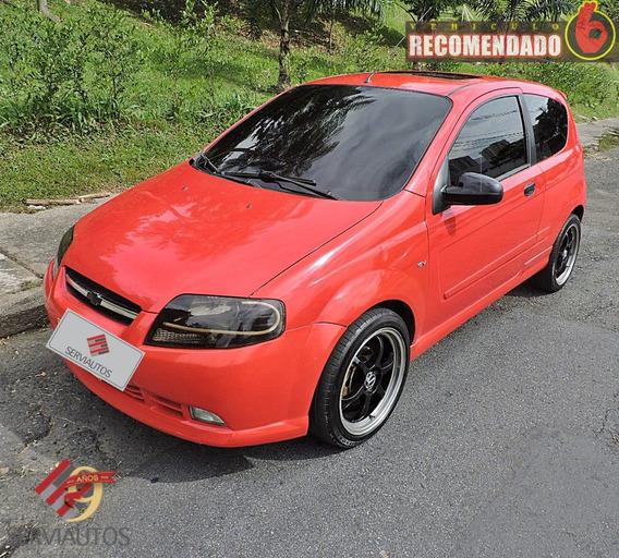 Chevrolet Aveo Gti 1.4 2007