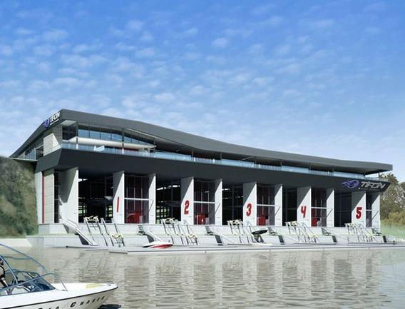 Tifon Cama Nautica Para Embarcaciones 26 Pies. Rosario