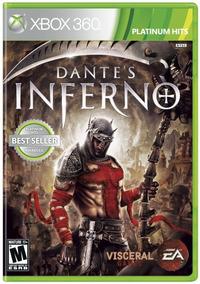 Dantes Inferno Mídia Física Dante