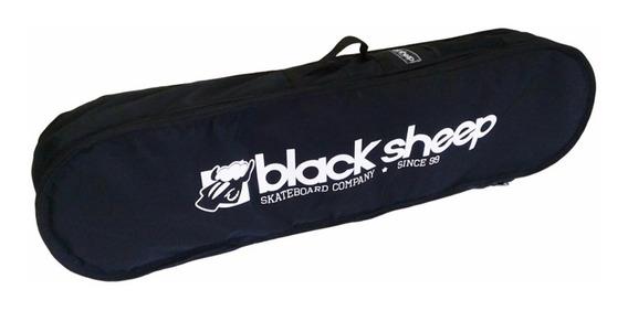 Capa Mochila Skate Bag Black Sheep - Para Skate Longboard