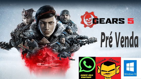 Gears Of Wars 5 - Pc Gears 5 Windows 10 - Online