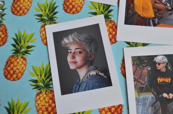 12 Fotos Polaroide