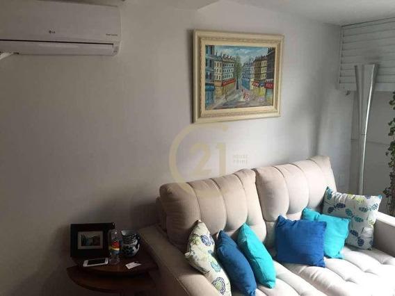 Apartamento Com 1 Dormitório À Venda, 30 M² Por R$ 500.000,00 - Perdizes - São Paulo/sp - Ap17889