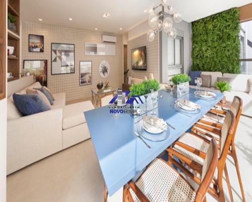 Excelente Apartamento Com 3 Dormitórios, Na Vila Olímpia - São Paulo. - 2209 - 67874792