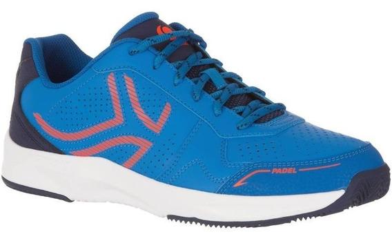 Tenis De Pádel Para Hombre Ps830 Azul Naranja Artengo