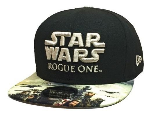 Star Wars Rogue One Gorra New Era Original 9fifty Snapback