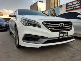 Hyundai Sonata 2.0 Turbo Sport At Mod 2017