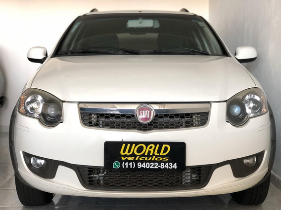 Fiat Palio 1.6 Trekking Weekend 16v Flex 4p Manual 2014
