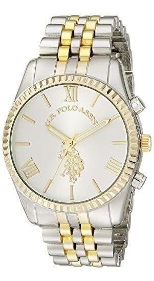 Reloj De Mujer Ralph Lauren Polo Oro