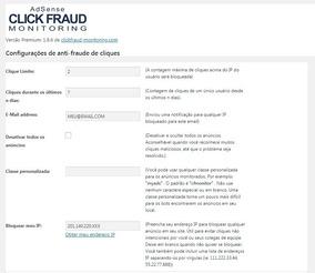 Plugin Wordpress Adsense Click Ant Fraud Para Adsense