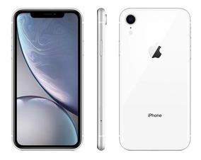 iPhone Xr Branco, Com Tela 6,1 , 4g, 128gb 12mp - Mryd2bz/a