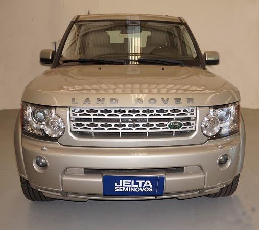 Discovery 4 3.0 Se 4x4 V6 24v Turbo Diesel 4p Automático