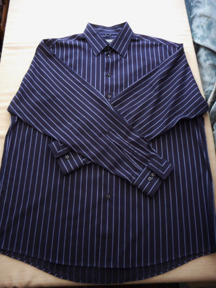 Camisa Marca Kenneth Cole Reaction Talla Xl