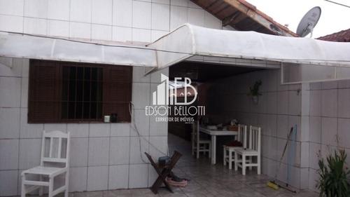 Imagem 1 de 11 de Casa À No Bairro Balneário Santa Eugênia, 2 Dorms, 3 Vagas, Ac: 70 M², At: 126,50 M² - 4307