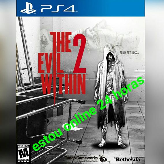The Evil Within 2 Ps4- Português Brasil-primaria