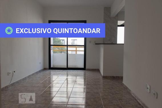 Apartamento No 3º Andar Com 1 Dormitório E 1 Garagem - Id: 892985319 - 285319