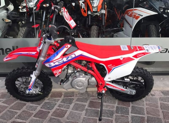 Moto Para Niños Beta Kinder 4t 50cc 0km 2020