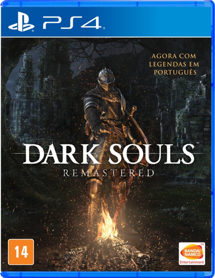 Dark Souls Remastered Ps4 Original 2ª Digital Psn