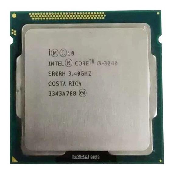 Processador Intel I3-3240 3.4ghz 3mb Lga-1155