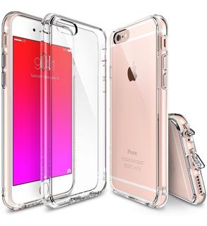 Funda iPhone 6s Plus Ringke Fusion Apple Case Film Delantero