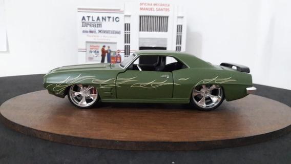 Mini Escala 1/24 Maisto - 1969 Pontiac Firebird