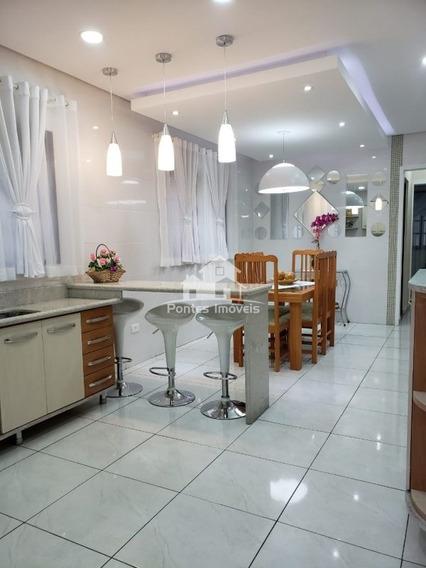 Casa Terreá 3 Dorms. C/suite 4 Vagas, Bairro Ouro Fino-ribeirão Pires- Sp - Cas390