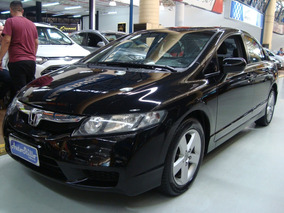 Honda Civic Lxs 1.8 Flex 2008 Automático (completo)