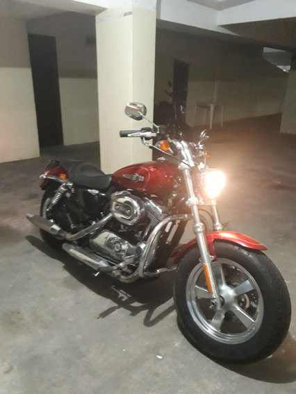 Harley Davidson 1200 C Custon Sportester 2013