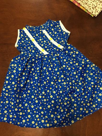 Vestidos Para Niña Casuales 1 Año