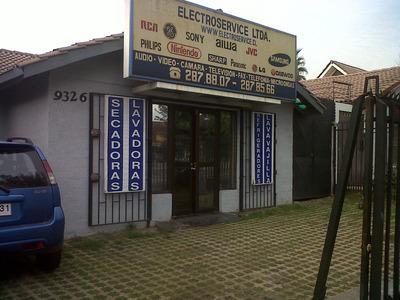 Casa Comercial De Venta En Santiago Región Metropolitana