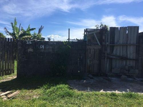 (ref: 4095) Casa- Itanhaém/sp - Luizamar Mirim