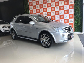 Mercedes-benz Classe Ml Ml 63 Amg 6.2 V8 Top Teto Ml63