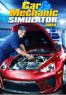 Car Mechanic Simulator 2014 Steam Key Global