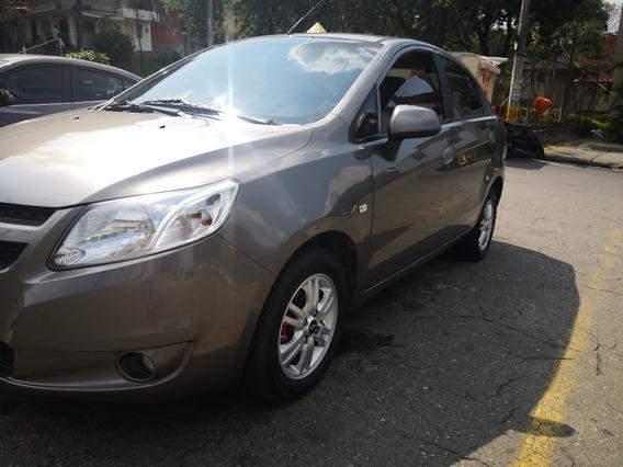 Chevrolet Sail 1400 Modelo 2013 Enmvigado Medellin