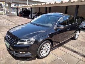 Volkswagen Passat 2.0 Tsi 2013 Preta Gasolina