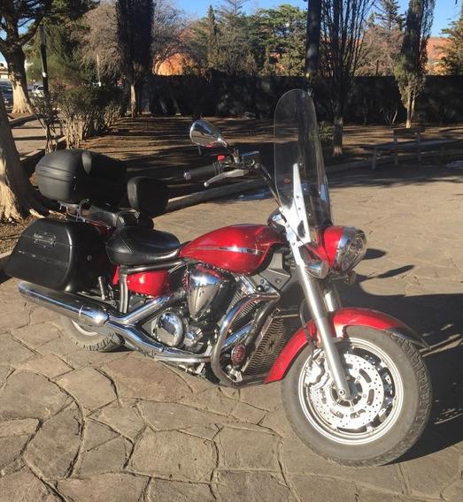 Yamaha Midnigth Star 1300 Xvs