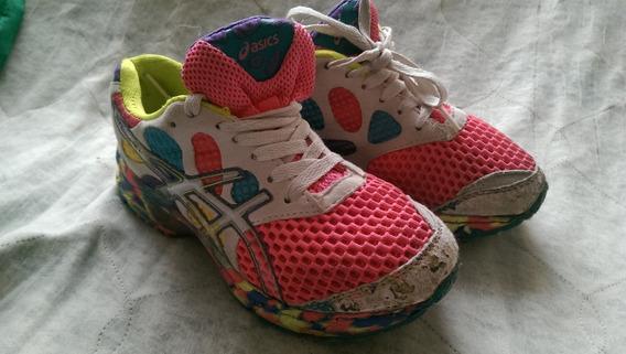 Zapato De Niños- Talla 31- Marca Asics