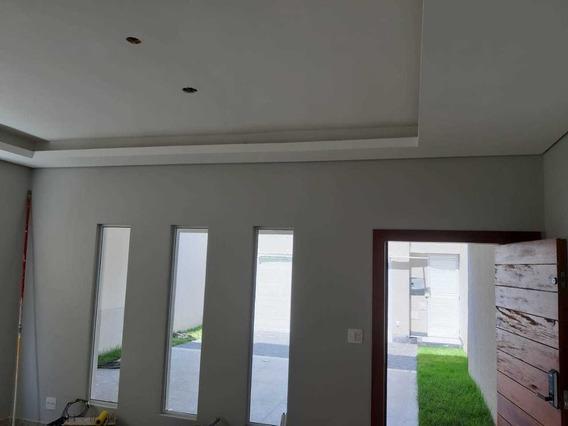 Casa Com 4 Quartos Para Comprar No Castelo Em Belo Horizonte/mg - 47852