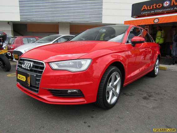 Audi A3 8v Sedan 1.8 Tfsi Ambition Tp 1800cc T Ct