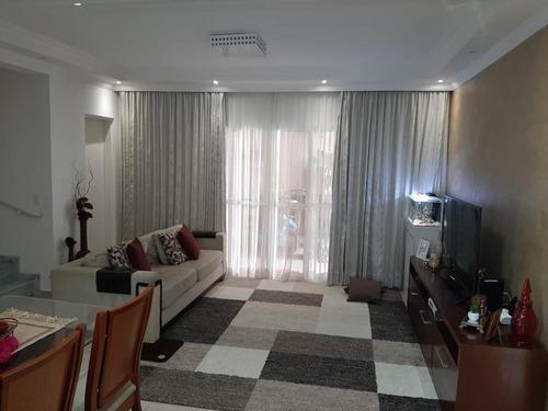 Imagem 1 de 26 de Casa Residencial Em Barueri - Sp - Ca0426_suit