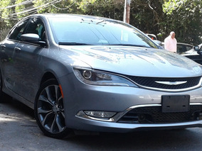 Chrysler 200 3.6 200c Advance Mt Enganche De 34,900