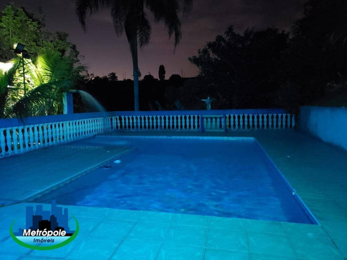 Chácara Com 3 Dormitórios À Venda, 11000 M² Por R$ 580.000,00 - Condomínio Bothanica Jarinu - Jarinu/sp - Ch0025