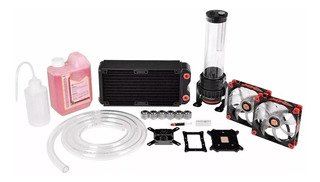 Kit Water Cooling Tt Pacific Rl240 Thermaltake Amd Intel Cpu
