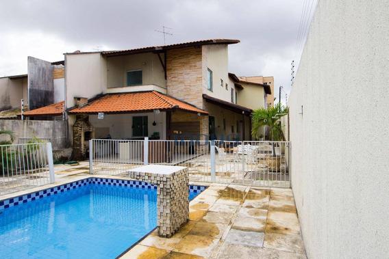 Casa Com 5 Dormitórios À Venda, 179 M² Por R$ 750.000,00 - Parangaba - Fortaleza/ce - Ca0628